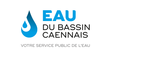 Logo Eau du bassin caennais