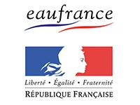Logo Eau France Marianne