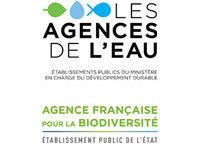 Logo Les agences de l'eau et Biodiversité